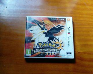 Pokemon Ultrasol 3ds 2ds