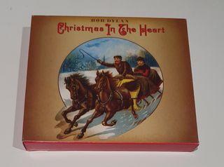 BOB DYLAN / ED. LIMITADA /CHRISTMAS IN THE HEART