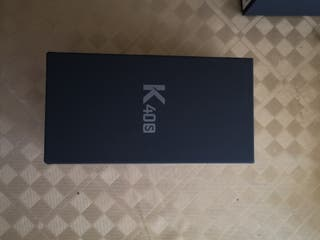 LG k40s nuevo libre