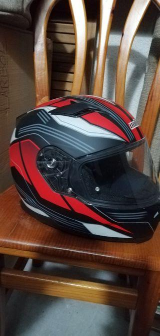 Casco moto Unik