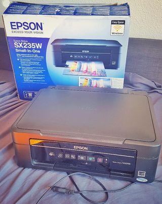 Impresora Multifunción Epson SX235W (averiada)