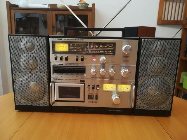TELEFUNKEN HIFI STUDIO 1 CON ALTAVOCES