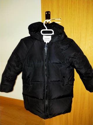 Plumífero Zara Niña T6