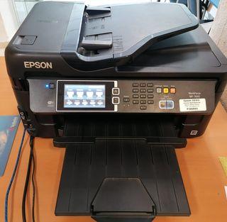 Impresora Epson Workforce WF-7160