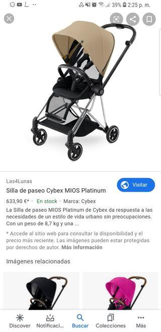 Cybex Mios Nuevo