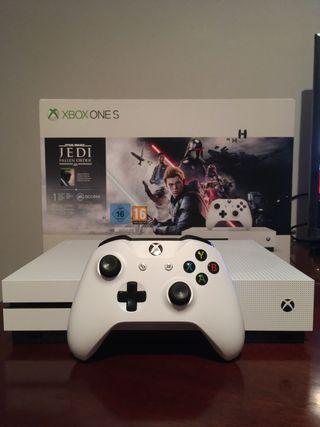 Xbox one s 1TB + Garantía
