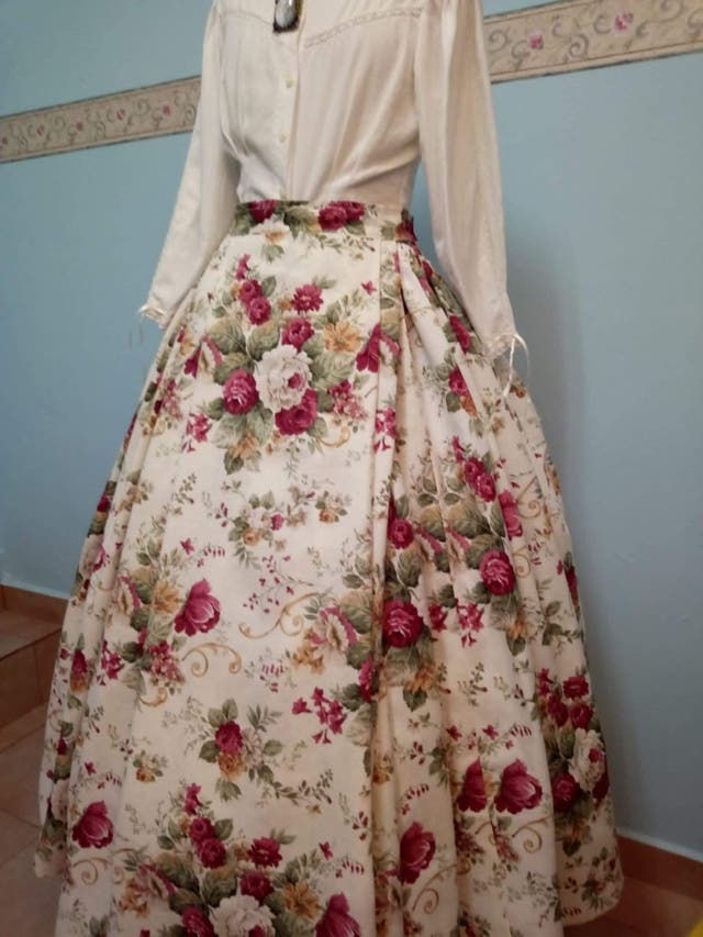falda baturra