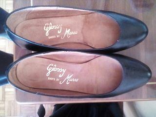 zapato mini taco sra n/36