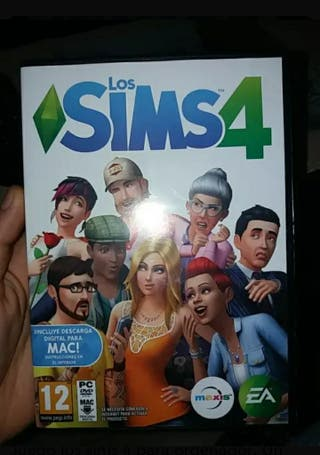 Juego Sims PC