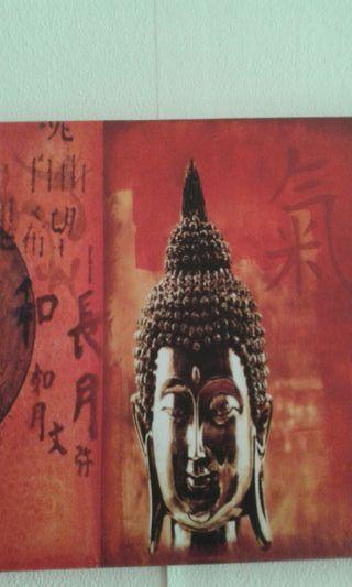 Cuadro NUEVO Buda