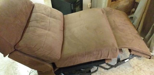 sofá central