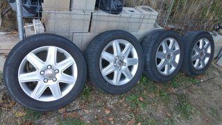 """Llantas 16"""" SEAT Toledo 3 originales"""