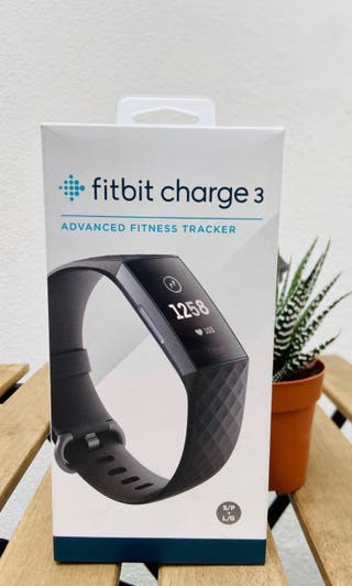FITBIT CHARGE 3 PRECINTADO