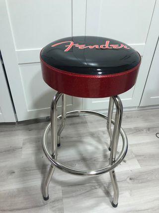 Fender bar stool logo 30 (taburete)