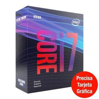 PROCESADOR INTEL CORE I7-9700F