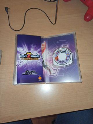 juegos y accesorios de psp (sin bateria)