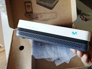 router fibra óptica