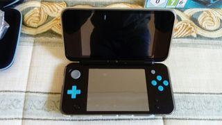 Nintendo New 2ds xl color turqueza