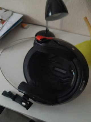 casco visera marca NVG talla xl