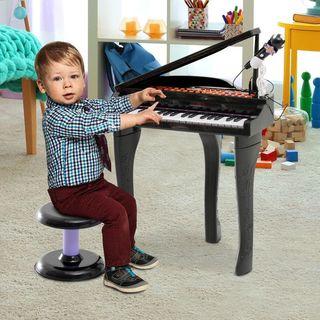 Piano de Juguete Mini Piano Electrónico Teclado co