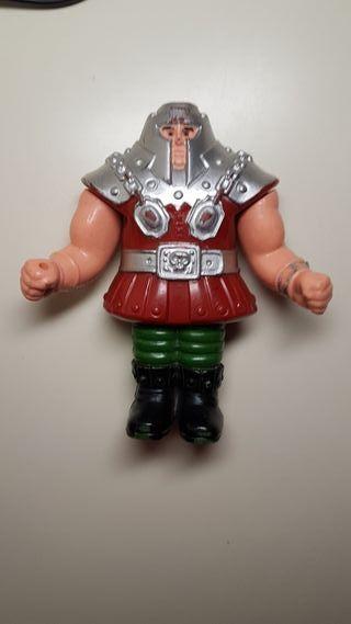 ran man masters del universo Motu Heman Mattel hem
