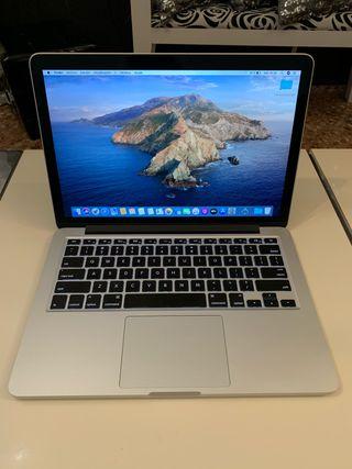 MacBook Pro 13 RETINA i5 ssd muy cuidado