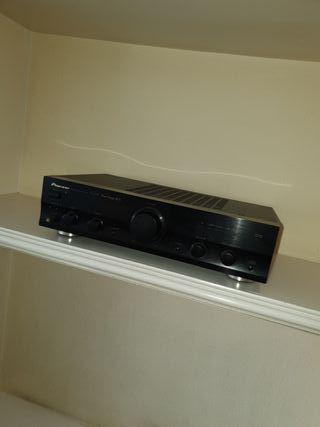 Pioneer stereo amplificador