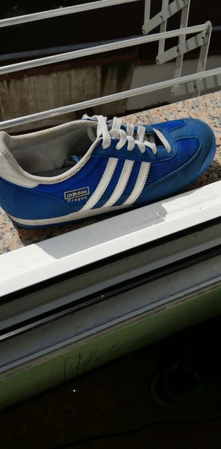 Playeros Adidas azules