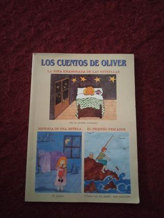 libro de los cuentos de Oliver