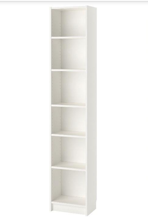 Librería Ikea Blanca
