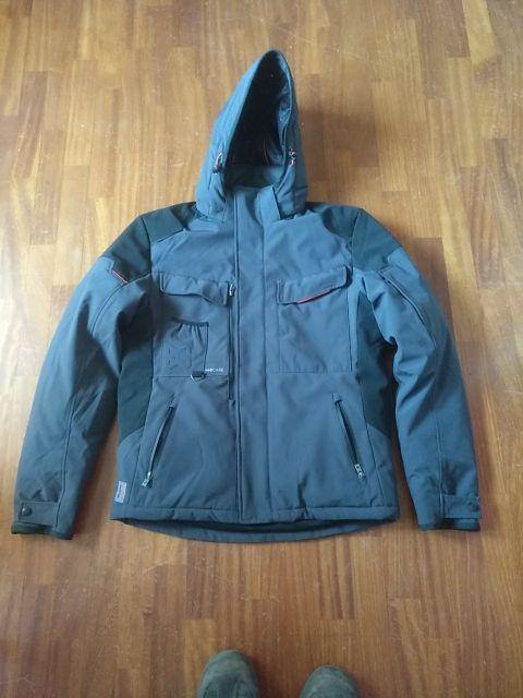 chaqueta softshell