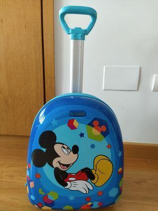 Maleta Samsonite Mickey