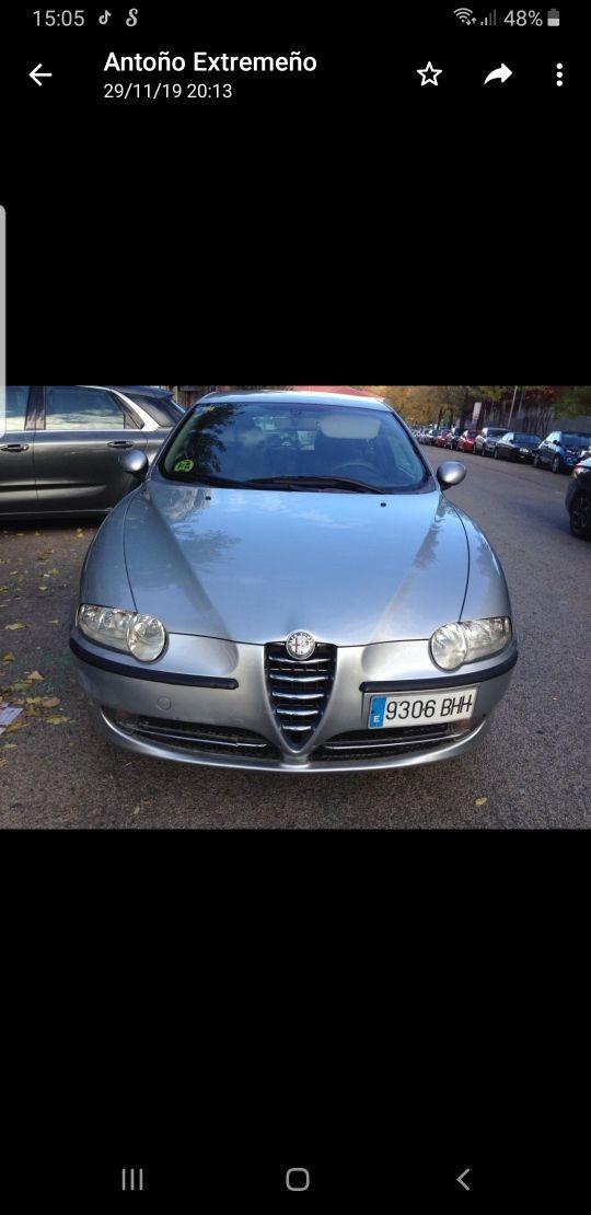Alfa Romeo 147 2002