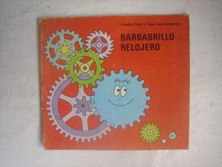 cuento Barbabrillo relojero Barbapapa 1980