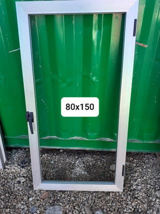 ventanales aluminio varias medidas