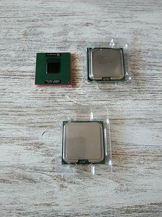 Intel pentium y celeron