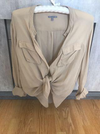 Camisa de mujer Uterque