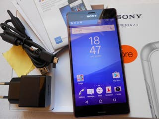Sony Xperia Z3 camera 20mp