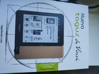 libro electronico tagus da Vinci
