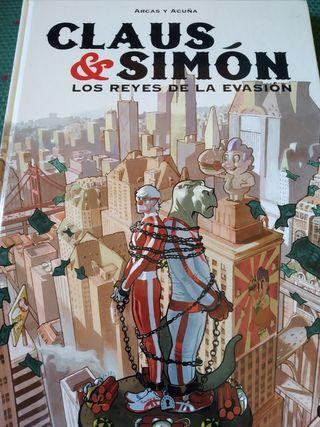 Tomo Claus y Simón, de Acuña. Delicatessen