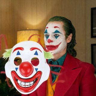 Mascara Joker, Disfraz Carnaval