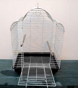 jaula para ninfas