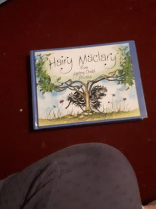 Hairy Maclary book