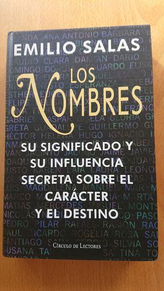Los nombres, Emilio Salas