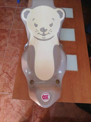 Hamaca para baño bebé