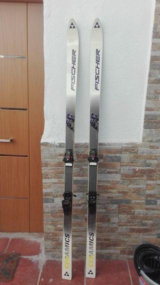 esquís fische elliptic ceramic