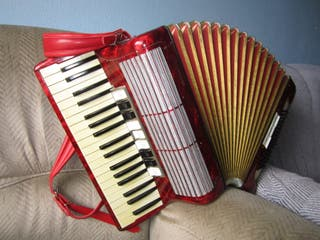 acordeon hohner tango II de 96 bajos