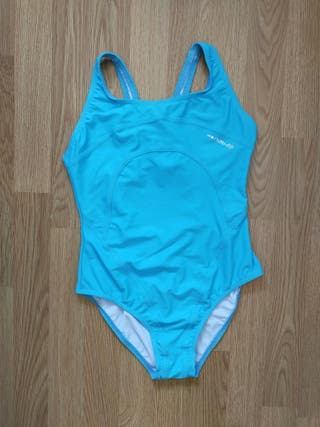 Bañador azul Nabaiji