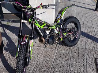 Vertigo Combat 300cc Trial 2019