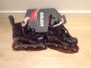 Patines bauer hockey Linea talla 3.0